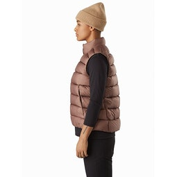 Seyla Vest Women's Jute Side View
