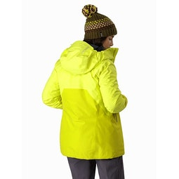 Shashka IS Jacket Women's Ecstatic Sunshine Back View