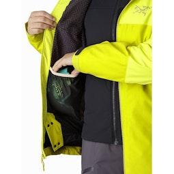 Shashka IS Jacket Women's Ecstatic Sunshine Internal Dump Pocket