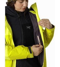 Shashka IS Jacket Women's Ecstatic Sunshine Internal Security Pocket