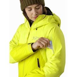 Shashka IS Jacket Women's Ecstatic Sunshine Sleeve Pocket