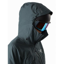 Shashka IS Jacket Women's Enigma Helmet Compatible Hood