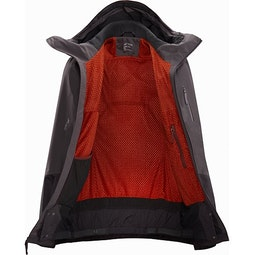Shashka IS Jacket Women's Spirit Storm Interior View