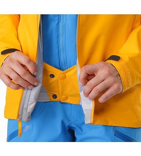 Shashka Jacket Women's Aspen Glow Powder Skirt