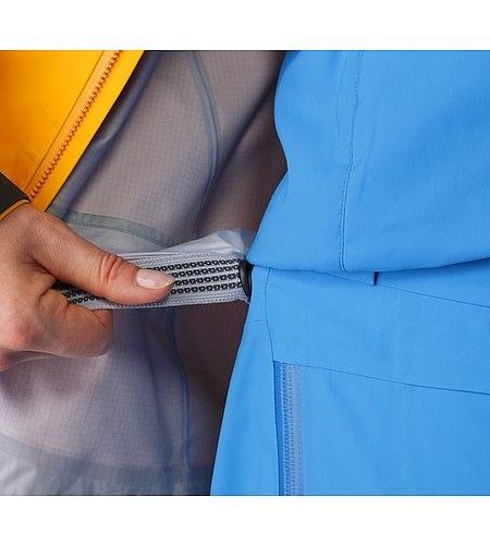 Shashka Jacket Women's Aspen Glow Slide n Lock