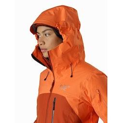Shashka Jacket Women's Ridge Rise Hood