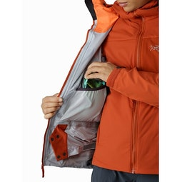 Shashka Jacket Women's Ridge Rise Internal Dump Pocket