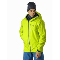 Sidewinder Jacket Pulse Front View