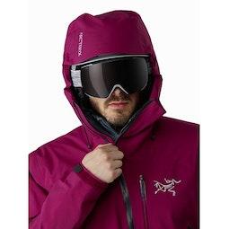 Sidewinder Jacket Renegade Helmet Compatible Hood