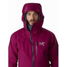 Sidewinder Jacket Renegade Hood Up