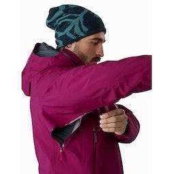 Sidewinder Jacket Renegade Pit Zip