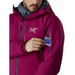Sidewinder Jacket Renegade Sleeve Pocket