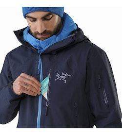 Sidewinder Jacket Tui Chest Pocket