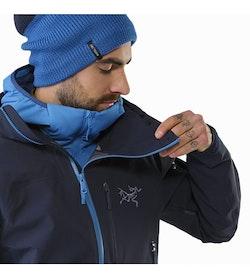 Sidewinder Jacket Tui Collar Closure 2