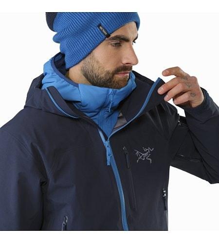 Sidewinder Jacket Tui Collar Closure