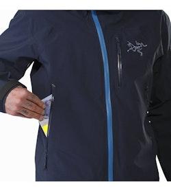 Sidewinder Jacket Tui Hand Pocket