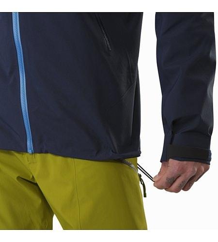 Sidewinder Jacket Tui Hem Adjuster