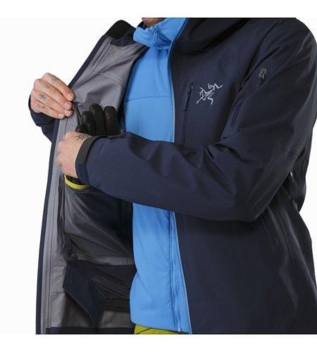 Sidewinder Jacket Tui Internal Dump Pocket