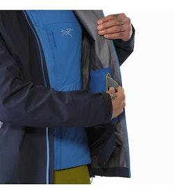 Sidewinder Jacket Tui Internal Security Pocket
