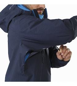 Sidewinder Jacket Tui Pit Zip