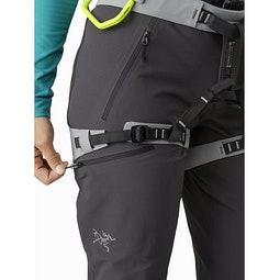 Sigma AR Pant Women's Carbon Copy External Pockets