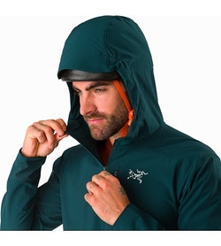 Sigma SL Anorak Labyrinth Helmet Compatible Hood