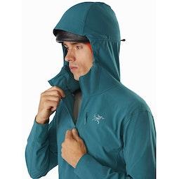 Sigma SL Anorak Paradigm Helmet Compatible Hood