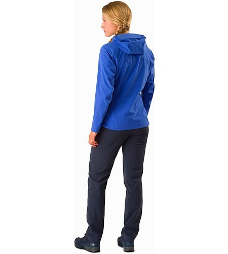 Sigma SL Anorak Women's Iolite Back View