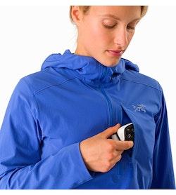 Sigma SL Anorak Women's Iolite Chest Pocket