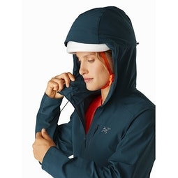 Sigma SL Anorak Women's Labyrinth Helmet Compatible Hood