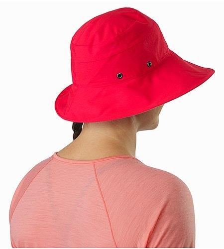 Sinsola Hat Women's Rad Lamium Back View