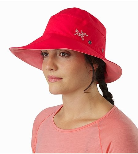 Sinsola Hat Women's Rad Lamium Front View