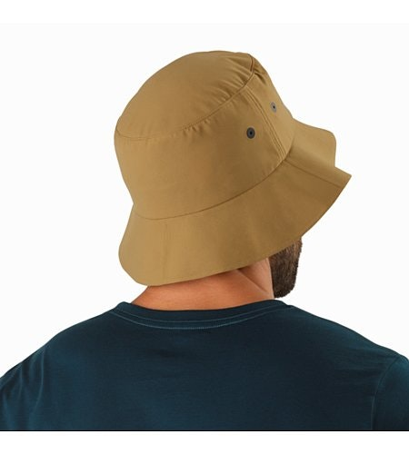 Sinsolo Hat Owami Mongoose Back View