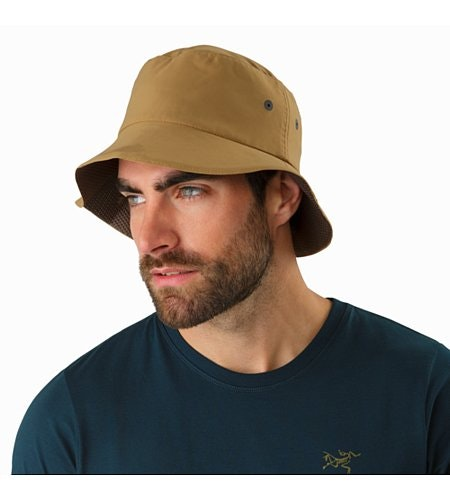 Sinsolo Hat Owami Mongoose Front View