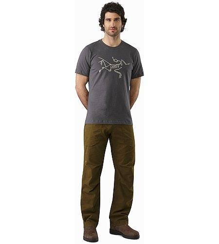 Skeletal T-Shirt Pilot Front View