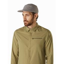 Skyline Shirt LS Taxus Collar