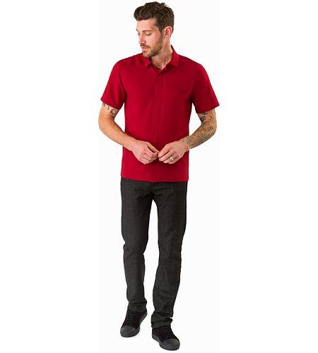 Shirt MensArc'teryx Ss Ss Shirt Skyline Skyline bfYmIgv76y