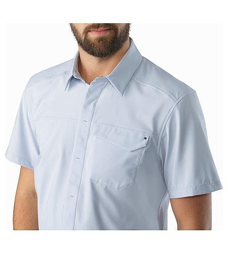 Skyline Shirt SS Vapour Collar