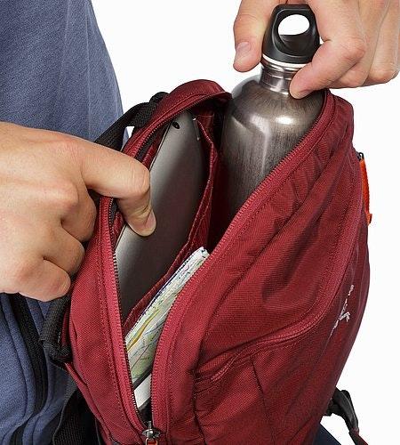 Slingblade 4 Shoulder Bag Aramon Main Comparment