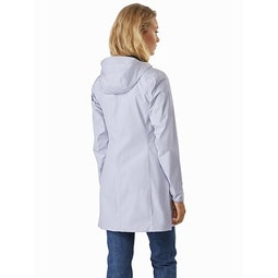 Solano Coat Women's Synapse Back View