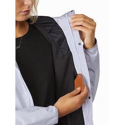 Solano Coat Women's Synapse Internal Security Pocket