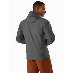 Solano Hoody Cinder Back View