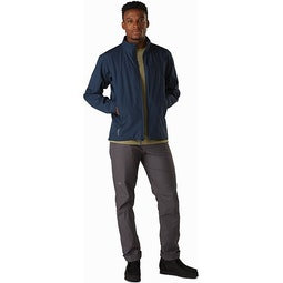 Solano Jacket Cobalt Moon Full View