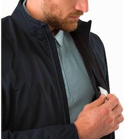 Solano Jacket Tui Internal Security Pocket