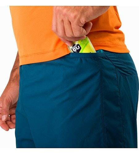 Soleus Short Odyssea External Pocket Front