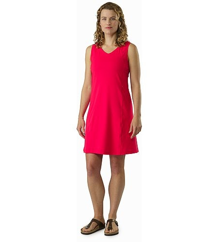 Soltera Dress Women's Rad Front View