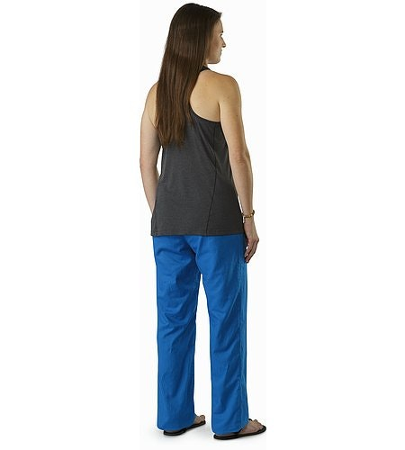 Spadina Pant Women's Macaw Back View