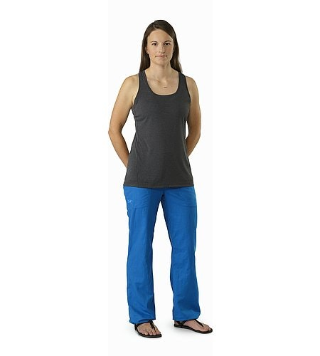 Spadina Pant Women's Macaw Front View