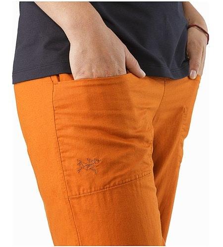 Spadina Pant Women's Tika Hand Pockets