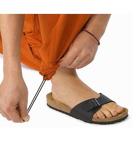 Spadina Pant Women's Tika Lower Leg Drawcords
